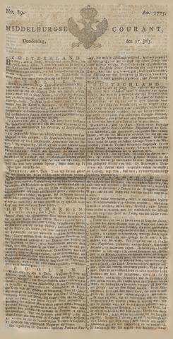 Middelburgsche Courant 1775-07-27
