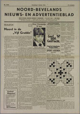 Noord-Bevelands Nieuws- en advertentieblad 1983-10-06