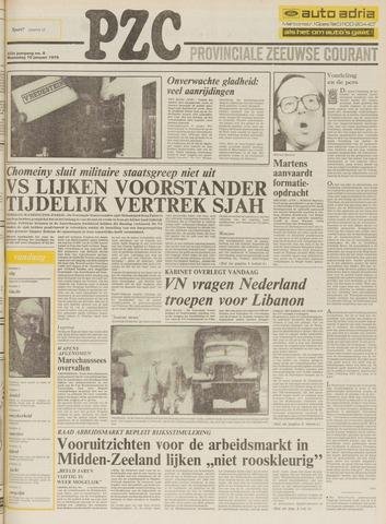 Provinciale Zeeuwse Courant 1979-01-10