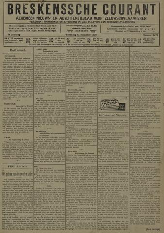 Breskensche Courant 1929-11-13