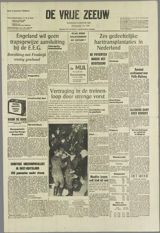 de Vrije Zeeuw 1968-01-13