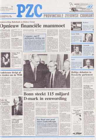 Provinciale Zeeuwse Courant 1990-05-17