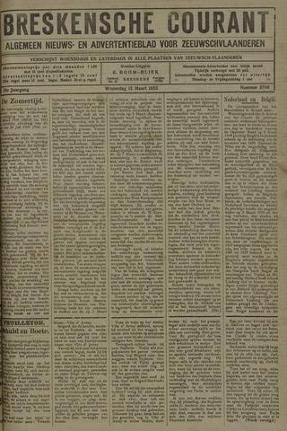 Breskensche Courant 1922-03-15
