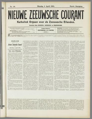 Nieuwe Zeeuwsche Courant 1905-04-04