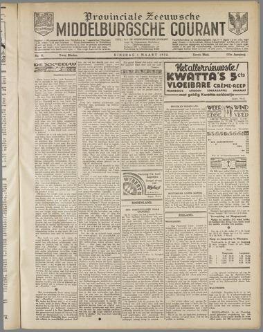 Middelburgsche Courant 1932-03-01