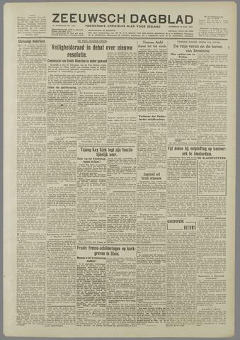 Zeeuwsch Dagblad 1949-01-22