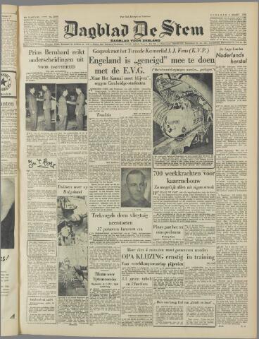 de Stem 1952-03-04