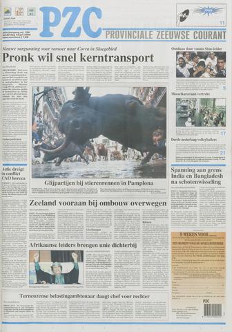 Provinciale Zeeuwse Courant 2000-07-13