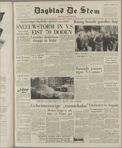 de Stem 1961-02-06