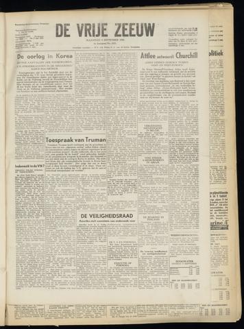 de Vrije Zeeuw 1950-09-04