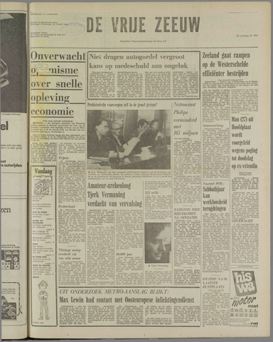 de Vrije Zeeuw 1975-03-19