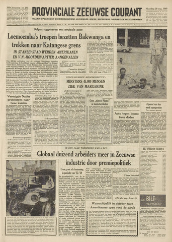 Provinciale Zeeuwse Courant 1960-08-29