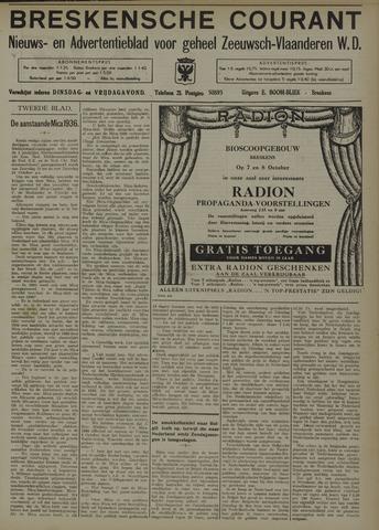 Breskensche Courant 1936-10-02