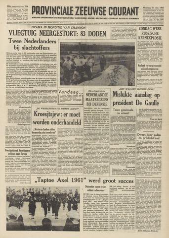 Provinciale Zeeuwse Courant 1961-09-11
