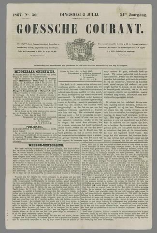 Goessche Courant 1867-07-02