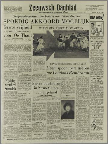 Zeeuwsch Dagblad 1962-07-30