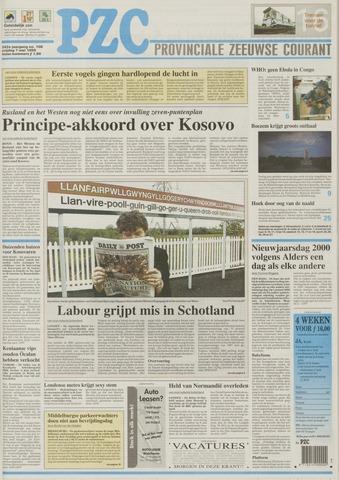 Provinciale Zeeuwse Courant 1999-05-07