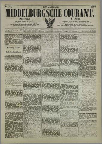 Middelburgsche Courant 1893-06-17