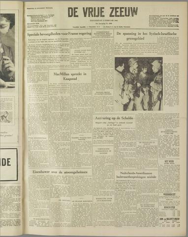 de Vrije Zeeuw 1960-02-04