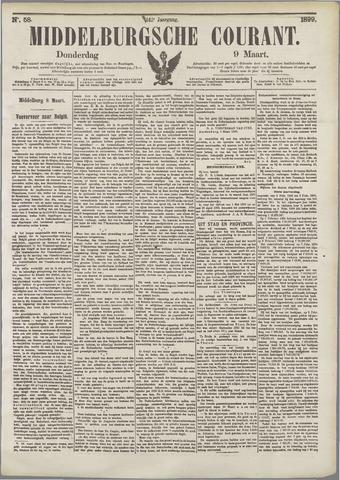 Middelburgsche Courant 1899-03-09