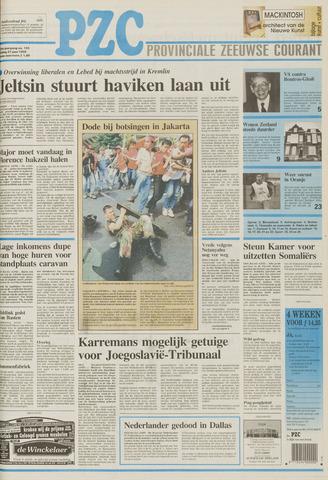 Provinciale Zeeuwse Courant 1996-06-21