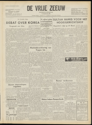 de Vrije Zeeuw 1953-03-12