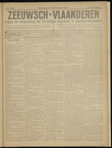 Luctor et Emergo. Antirevolutionair nieuws- en advertentieblad voor Zeeland / Zeeuwsch-Vlaanderen. Orgaan ter verspreiding van de christelijke beginselen in Zeeuwsch-Vlaanderen 1920-12-18