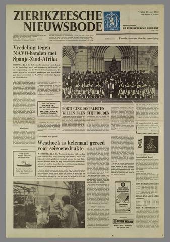 Zierikzeesche Nieuwsbode 1975-05-23