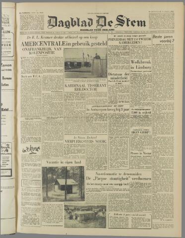 de Stem 1952-07-09