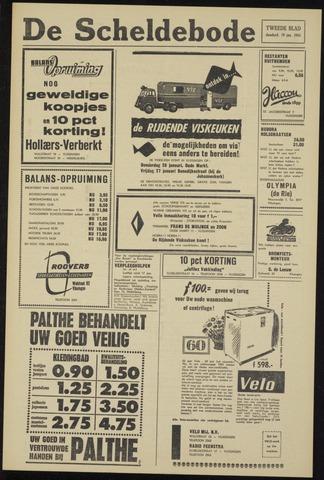 Scheldebode 1961-01-19