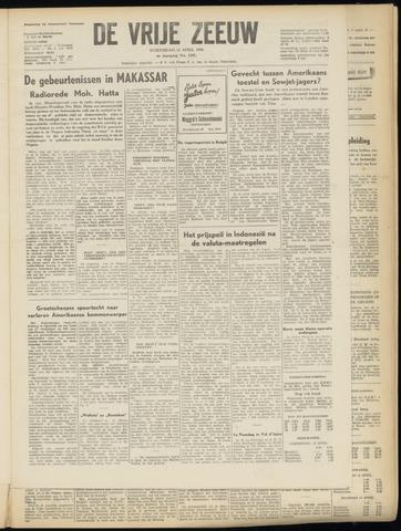 de Vrije Zeeuw 1950-04-12