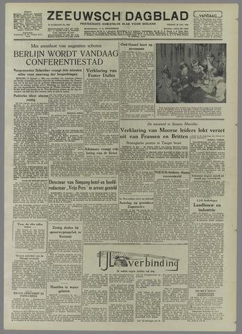 Zeeuwsch Dagblad 1954-01-22