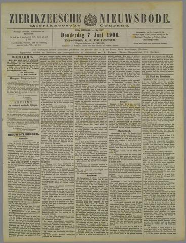 Zierikzeesche Nieuwsbode 1906-06-07