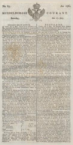 Middelburgsche Courant 1762-07-17