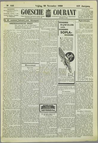 Goessche Courant 1930-11-28
