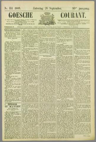 Goessche Courant 1908-09-26