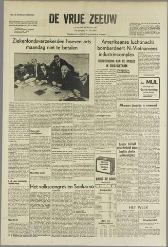 de Vrije Zeeuw 1967-03-11
