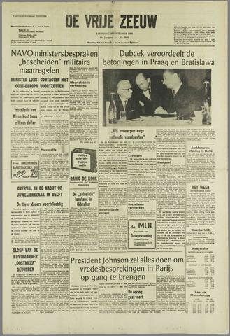 de Vrije Zeeuw 1968-11-16