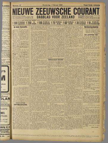 Nieuwe Zeeuwsche Courant 1923-02-01