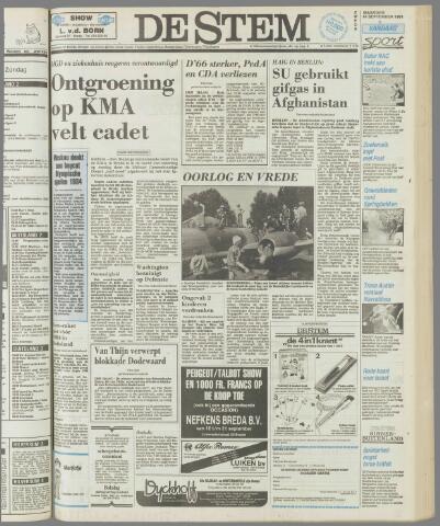 de Stem 1981-09-14