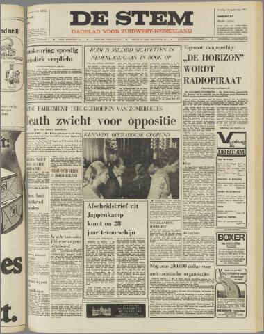 de Stem 1971-09-10