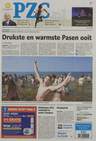 Provinciale Zeeuwse Courant 2011-04-26