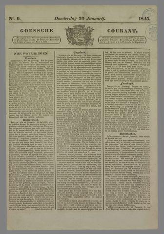 Goessche Courant 1845-01-30