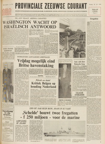 Provinciale Zeeuwse Courant 1970-07-28