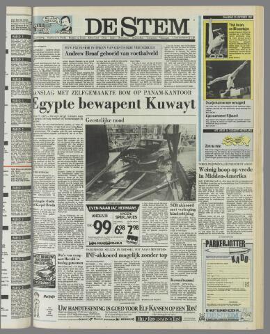 de Stem 1987-10-26