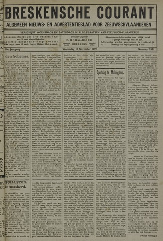 Breskensche Courant 1920-11-10