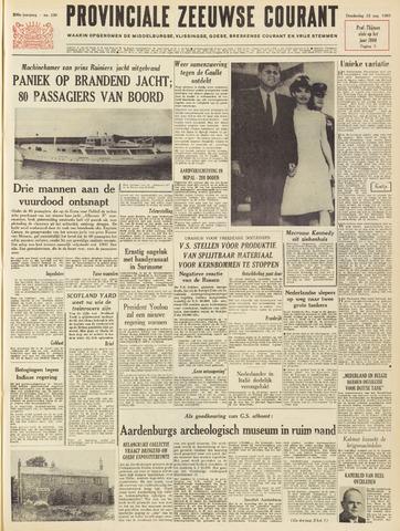 Provinciale Zeeuwse Courant 1963-08-15