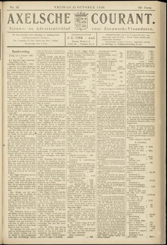 Axelsche Courant 1926-10-15