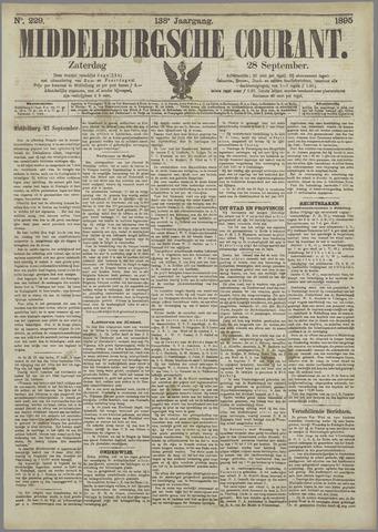 Middelburgsche Courant 1895-09-28
