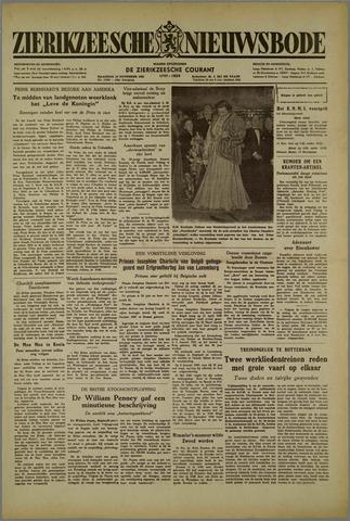 Zierikzeesche Nieuwsbode 1952-11-10